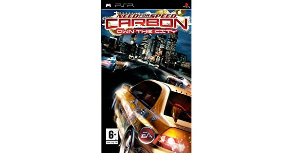 Buy Need For Speed Carbon Own The City Psp Online At Low