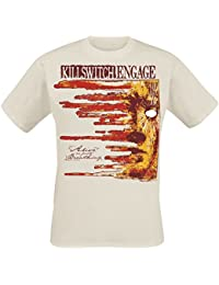 Killswitch Engage Alive Or Just Breathing 15th Anniversary T-Shirt Natural