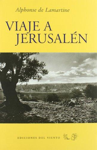 VIAJE A JERUSALEN Cover Image