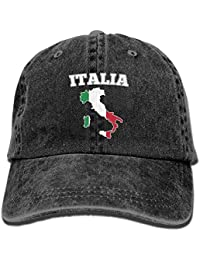 Alessioy Dancing Hotdog Relish Ketchup Moda Sport Hat Cappello Trucker  Elegante Unico Uomo Donna Moda Berretti 601ac00e48c4