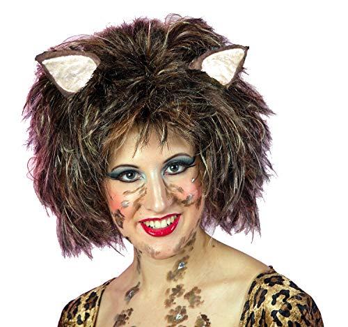 Pelucas para gatos - 100% polipropileno - no es lavable , el cloro no es posible, no para la secadora, no de hierro, No lavar en seco,