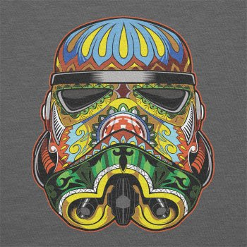 Texlab–Art Trooper–sacchetto di stoffa Grau