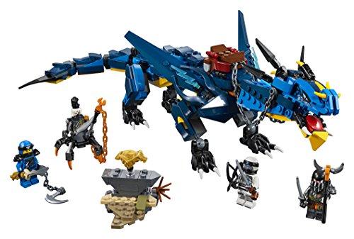 *Lego Ninjago – Le Dragon Stormbringer – 70652 – Jeu de Construction Magasin en ligne
