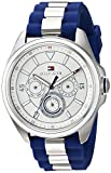 Tommy Hilfiger Analogue Silver Dial Women's Watch (1781771)
