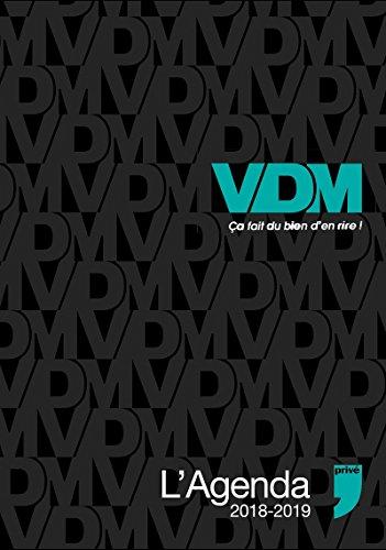 L'agenda VDM 2018-2019 par Vdm l'equipe