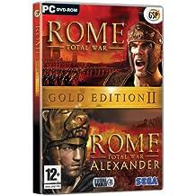 Rome: Total War - Gold Edition II (PC DVD) [Importación inglesa]