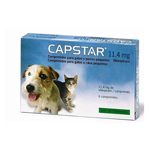 CAPSTAR para perro y gato 6 comprimidos [2 formatos]