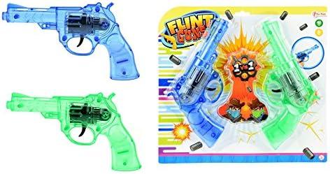 Toi-Toys Fusil de Chasse 2 Pièces Lumière Lumière Lumière Comprise Pistolets Eau, 32356A, Multicolore ca31e3