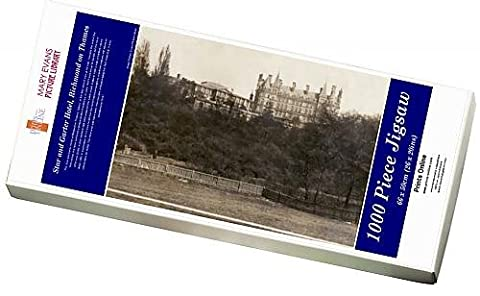 Photo Jigsaw Puzzle of Star and Garter Hotel, Richmond on Thames