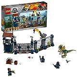 LEGO Jurassic World  Angriff des Dilophosaurus 75931 Dinosaurier-Set