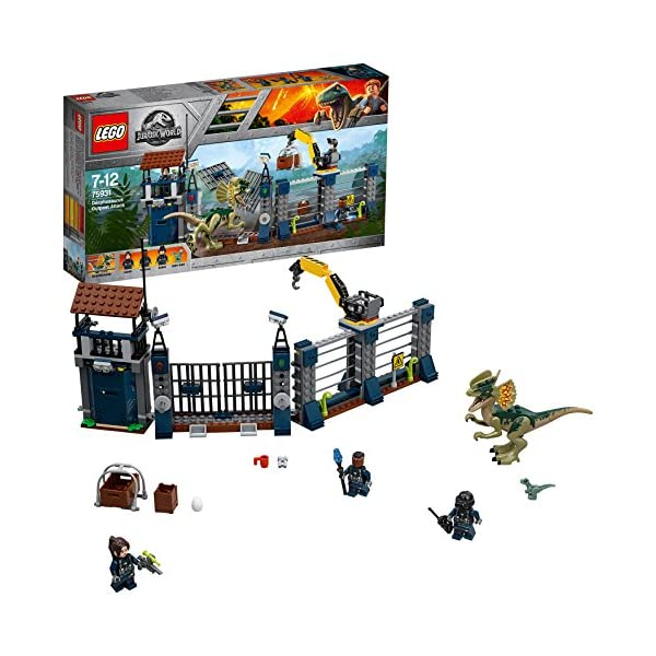 LEGO Jurassic World 75931 - Set di dinosauri 1 spesavip