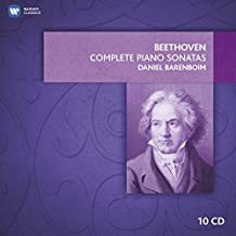 Beethoven: Complete Piano Sonatas (Coffret 10 CD)