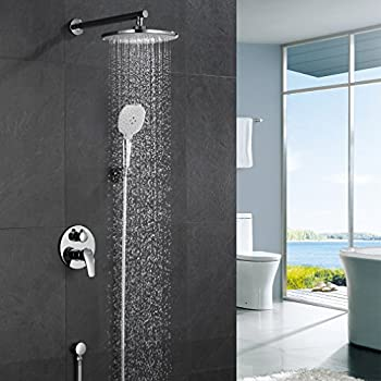 ubeegol duschset unterputz duschsystem duscharmatur set. Black Bedroom Furniture Sets. Home Design Ideas