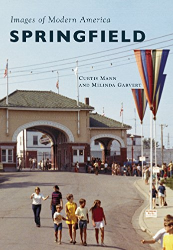 Springfield (Images of Modern America) (English Edition)