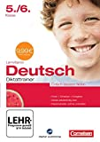 Lernvitamin - Deutsch Diktattrainer 5./ 6. Klasse  - Einfach bessere Noten