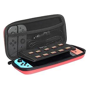 AmazonBasics Protection Kit/case for Nintendo Switch