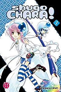 Shugo Chara ! Nouvelle édition Tome 3