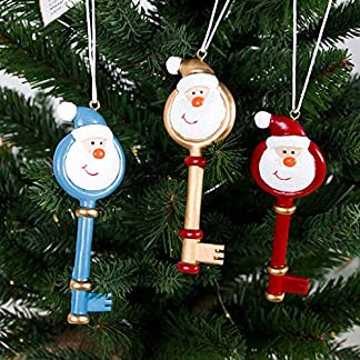 Juguete para NiñOs, Chshe TM, MuñEca De Papá Noel De Navidad Mini DecoracióN Linda De Navidad DecoracióN NavideñA Forjada