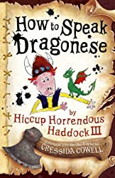 How To Speak Dragonese: Book 3 (How To Train Your Dragon) by Cressida Cowell (2005-11-17)