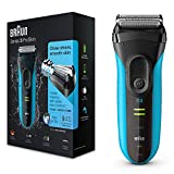Best Men's Shavers - Braun Series 3 ProSkin 3040s Electric Shaver, Wet Review