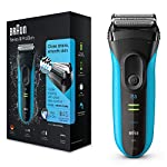 Braun Series 3 ProSkin 3010s Electric Shaver Rechargeable And Cordless Wet And Dry Electric Razor For Men
