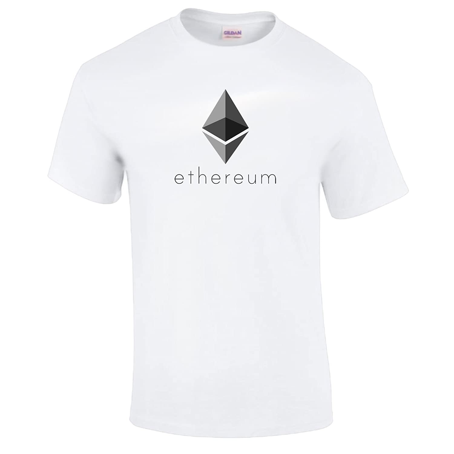 Indy Visuals Ethereum Cryptocurrency Premium T-Shirt ETH Money XRP Bitcoin  Ripple Iota S-5XL: Amazon.co.uk: Clothing
