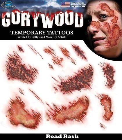 Transferts - Tinsley - Road Rash Tatouages ??de Hollywood .