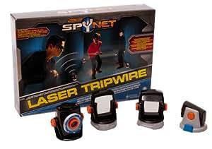 Spy Net - 8906 - Jeu Éducatif et Scientifique - Système de Protection à Faisceau Laser