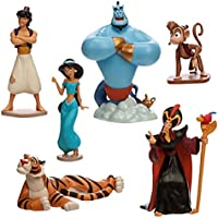 Disney Store Aladdin Figure Play Set by Disney