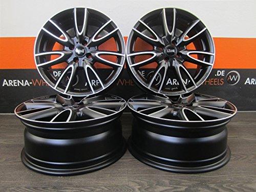 Mini One Cooper R50 R52 R53 R55 R56 R59 R57 R58 6.5 16 Zoll Alufelgen Jackie NEU