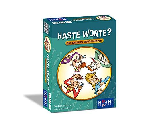 Huch Verlag 876676 kreatives Wortspiel, Diverse