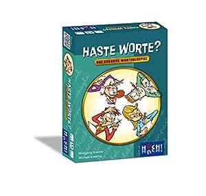 Huch Verlag - Juego de tablero, 3 a 8 jugadores (876676) (versión en alemán)