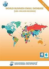 World Business Email Database [100+ Million Records]