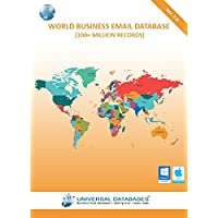 World Business Email Database [100+ Million Records]