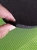 Bautenschutzmatte 1150 x 2300 mm in 3, 6, 8 und 10 mm Gummigranulatmatte Antivibrationsmatte (1150 x 2300 mm, 3 mm)