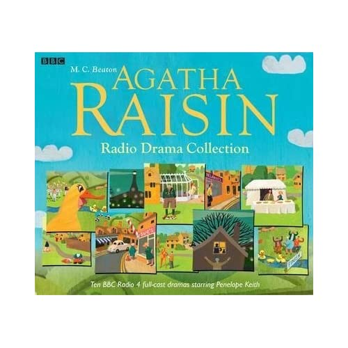[The Agatha Raisin Radio Drama Collection] (By: M. C. Beaton) [published: October, 2011]