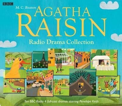 [The Agatha Raisin Radio Drama Collectio...