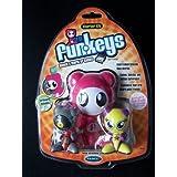 U.B. Funkeys Starter Kit with Scratch & Twinx - Pink Exclusive by Mattel