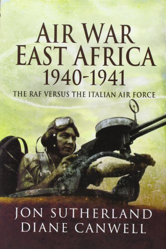 Air War in East Africa 1940-41 by Jon Sutherland (2009-03-19)
