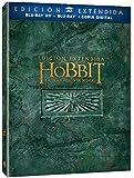 El Hobbit: La Desolación De Smaug - Edición Extendida (BD 3D + BD + Copia Digital) [Blu-ray]