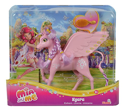 Simba 109480092 – Mia and Me, Unicorno KYARA