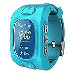 super-life GPS/GSM/WiFi Tracker Armbanduhr für Kinder Kinder Smart Watch mit SOS Unterstützung GSM Handy Android iOS Anti Lost Y3