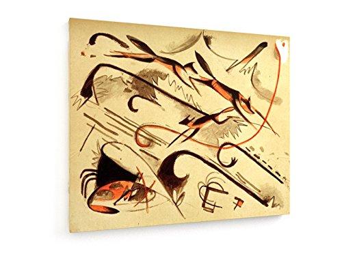 franz-marc-scherzo-reproduccion-de-zorros-120x100-cm-weewado-impresiones-sobre-lienzo-muro-de-arte-a
