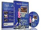 Virtuelle Spaziergänge - Singapur Skyline Laufband und radfahren