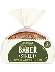 Baker Street Rye and Wheat Bread
