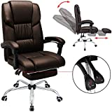 XXL Director's Chair Plus Deluxe Racer Racing Sport Office Chair Executive Chair Armchair