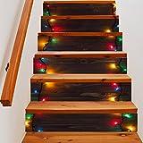 @Ammwzl-Dekorative Lampe Wasserdicht Selbstklebende 3D Wall Aufkleber Diy - Lampe Ebay Inneneinrichtungsgegenstände Treppe