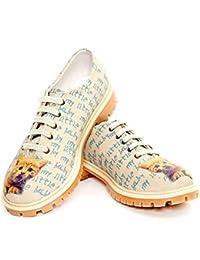 5448750c Cordones - Zapatos para mujer / Zapatos: Zapatos y ... - Amazon.es