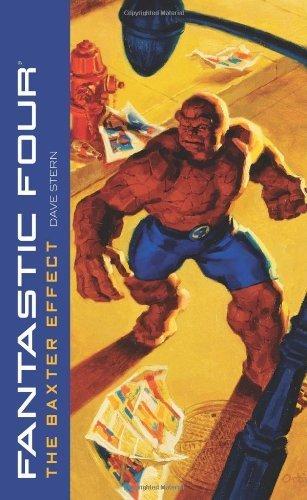 The Baxter Effect (Fantastic Four (Pocket)) by Stern, Dave (2006) Mass Market Paperback