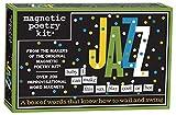 Jazz - Kühlschrankmagnet Set - Kühlschrank Poesie